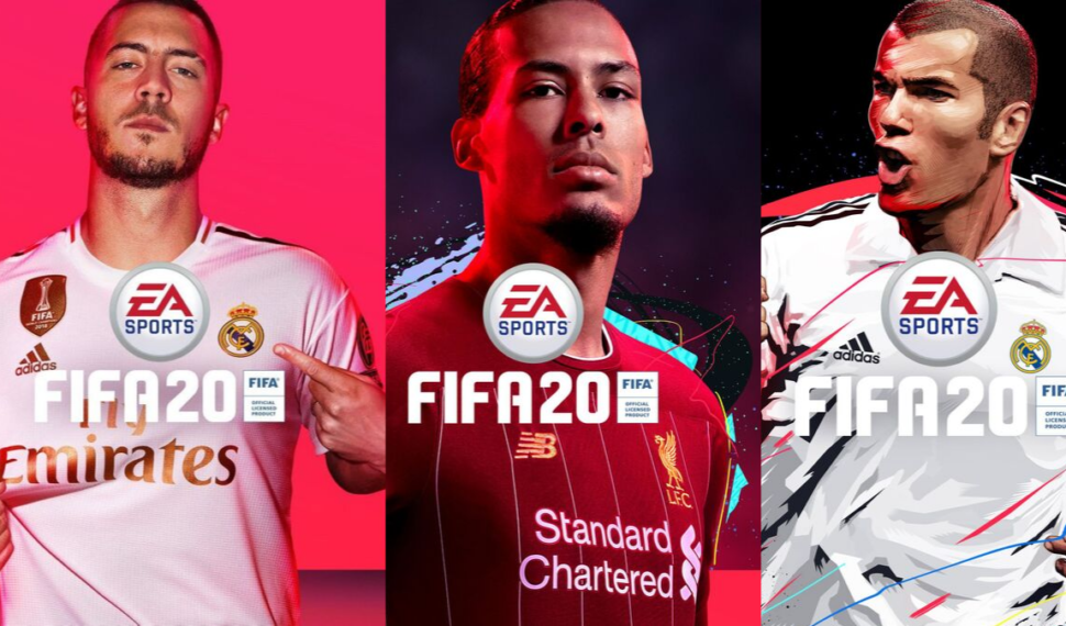 FIFA 20 Available now