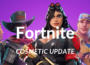 What come in Fortnite Cosmetic Update