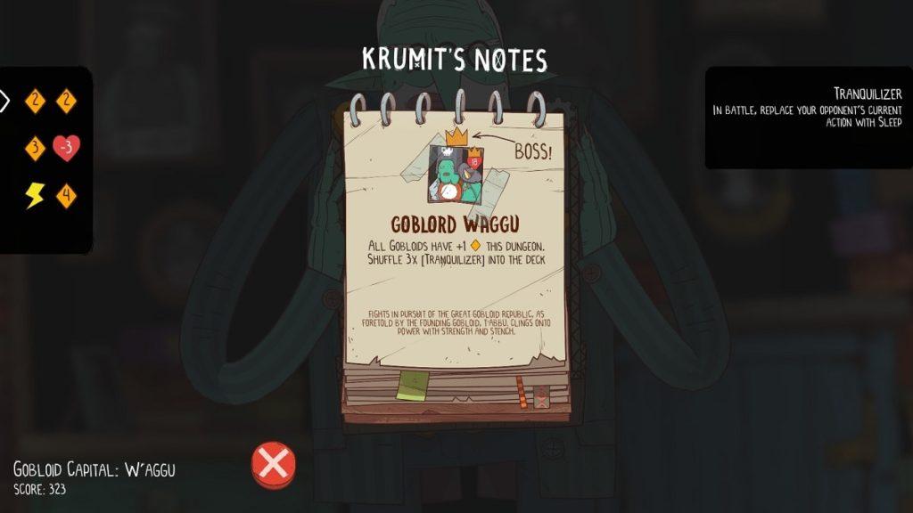 Meteorfall Krumit's Tale Bosses