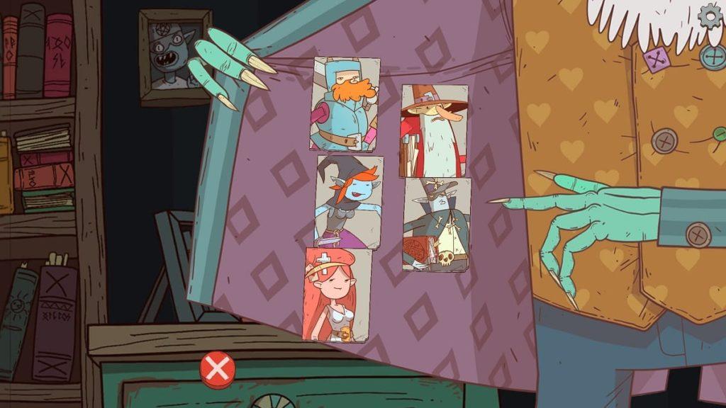 Meteorfall Krumit's Tale Characters
