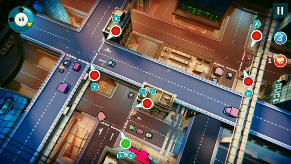 Urban Flow Gameplay 1