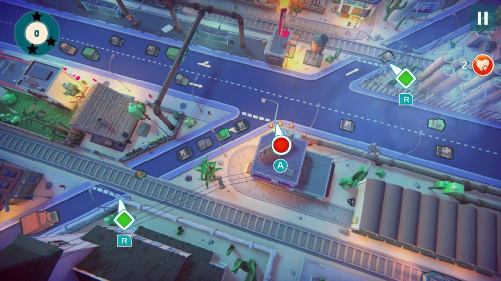 Urban Flow Gameplay 2