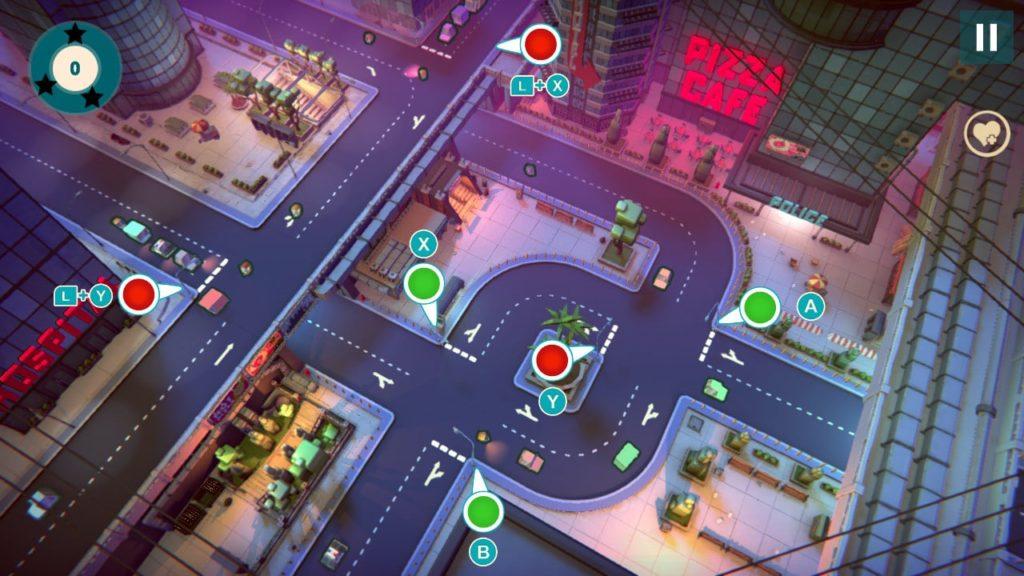 Urban Flow Gameplay 3