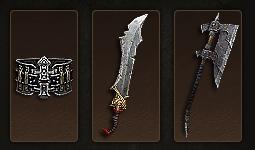 Barbarians Equipment