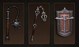 Crusader's Equipment