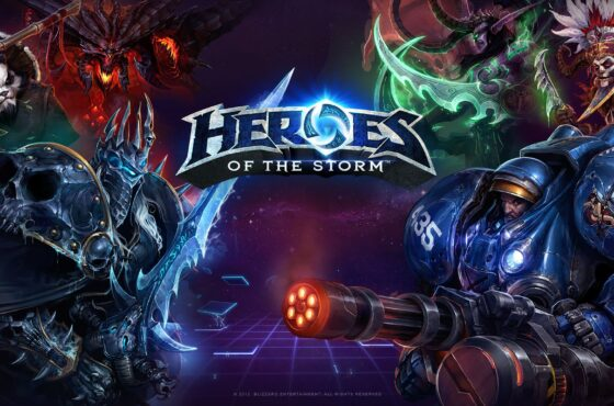 HOTS PTR Patch Notes – November, 23