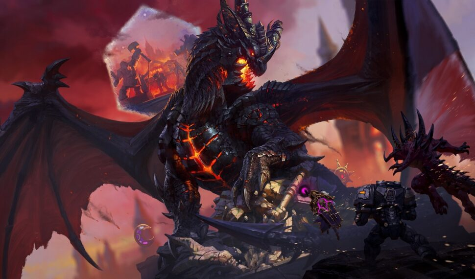 Heroes of the Storm Deathwing Build Guide