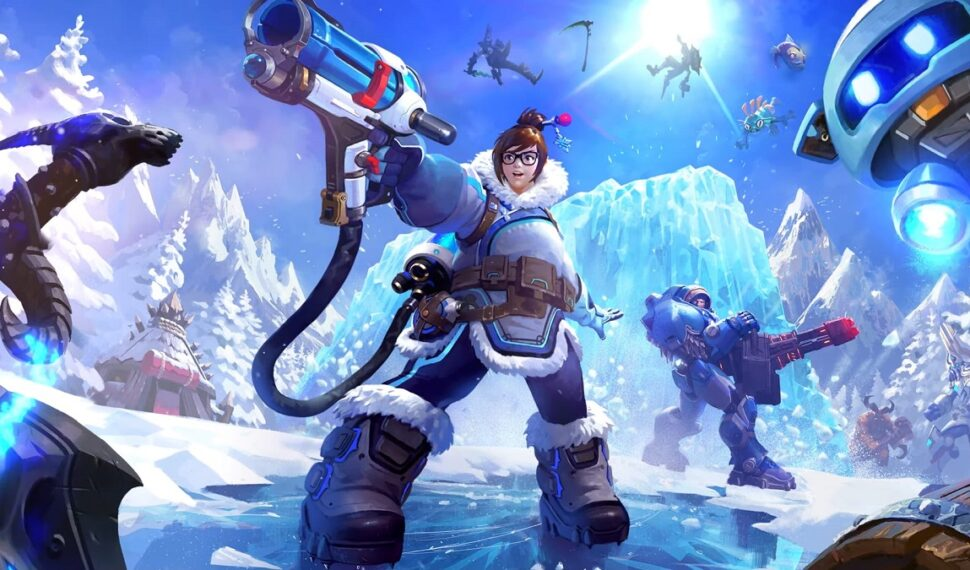 Heroes of the Storm Mei Build Guide