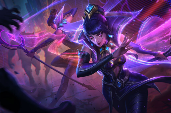 League of Legends All Championship Limited Skins List