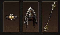 Monk Equipment
