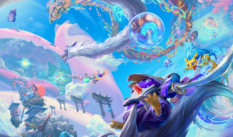 TFT Patch 10.21 Fates Set Champions Tier List