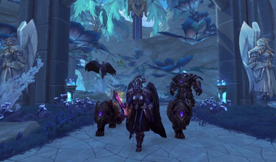 World of Warcraft Shadowlands Anima Powers Guide