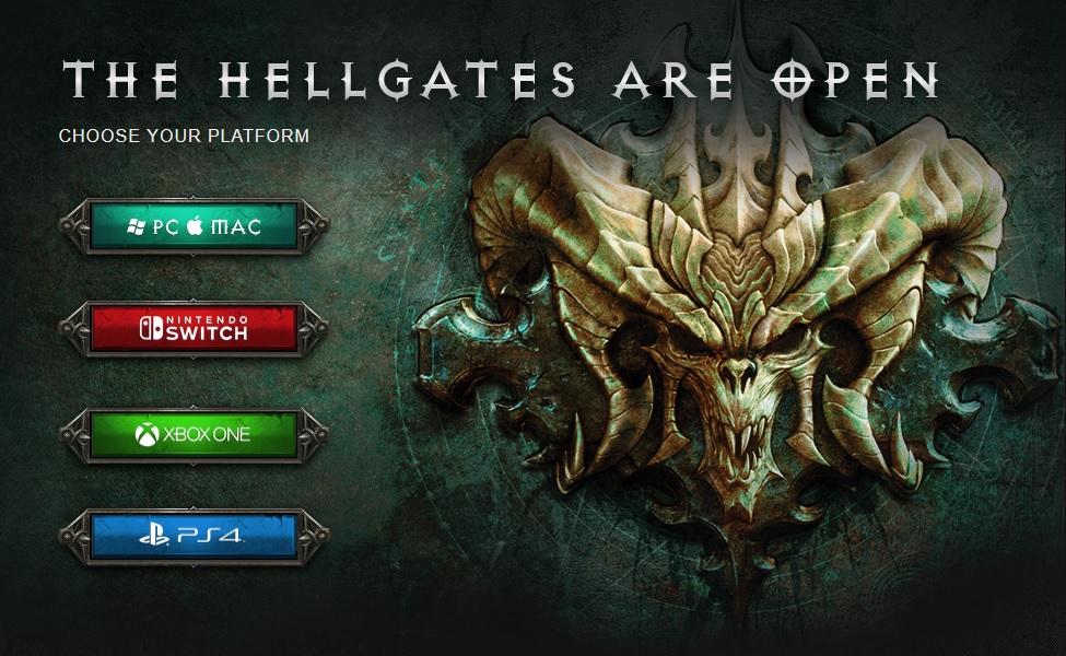 Diablo III Editions