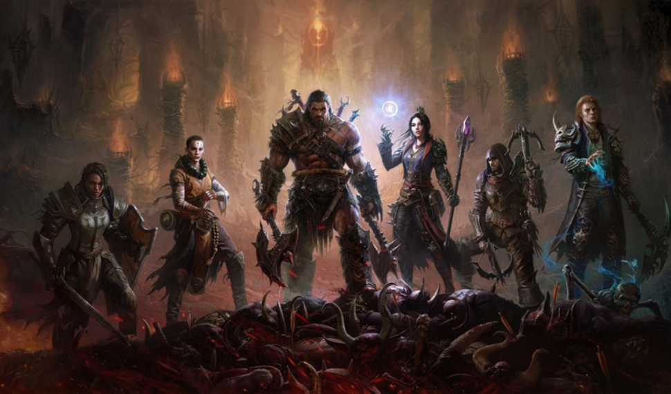 Diablo Immortal: Classes and Skills Progression