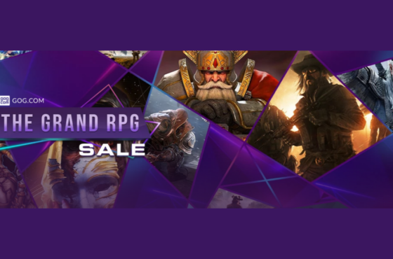 Join The Grand RPG Sale on GOG.COM