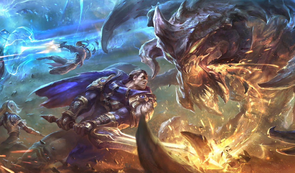 League of Legends Patch 11.2 Notes