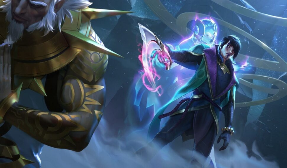 Legends of Runeterra Aphelios Champion Expansion – First Look
