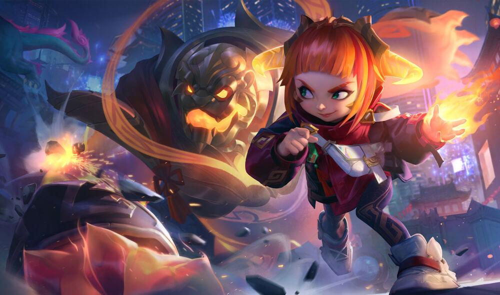 Lunar Beast Annie