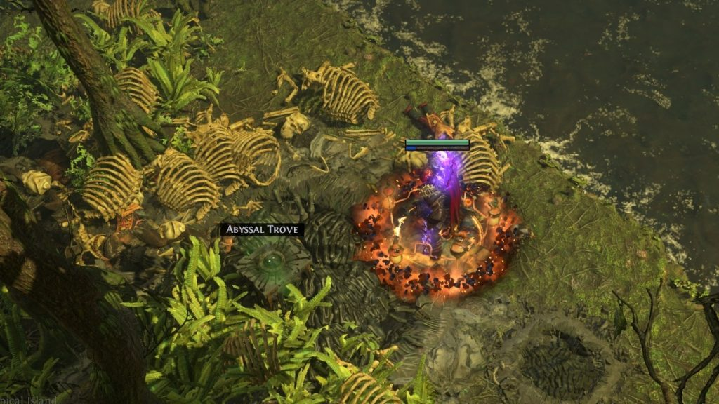 Path of Exile Abyssal Trove