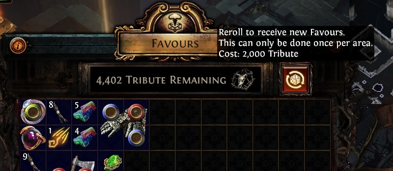 Path of Exile Ritual Tips Reroll