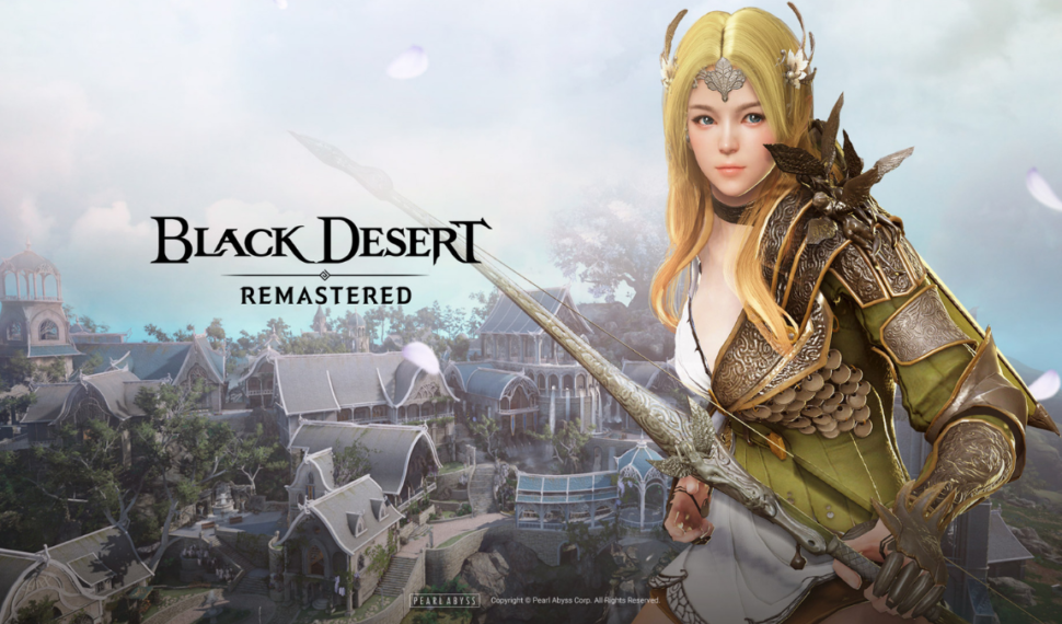 Pearl Abyss to Begin Self-Publishing Black Desert Online