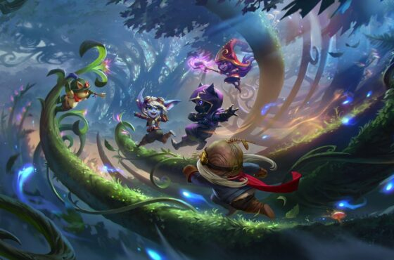 Wild Rift – Yordle Expedition