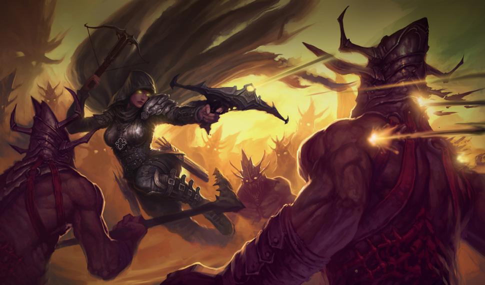 Diablo 3 Divinity Conquest Guide