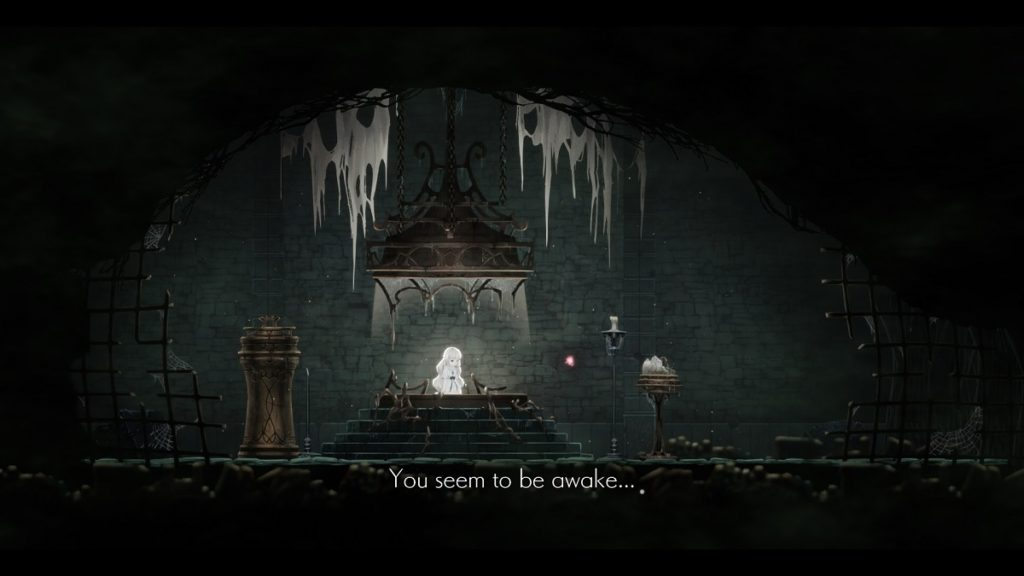 Ender Lilies Quietus of the Knights Cutscene