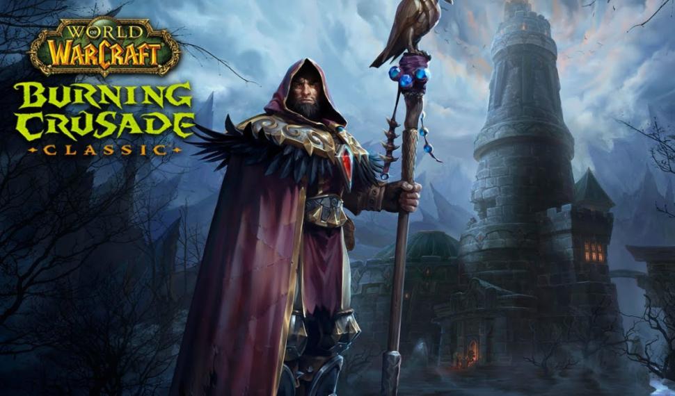 World of Warcraft Burning Crusade Classic Beta Karazhan Raid Test Ends Soon