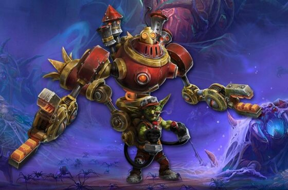Heroes of the Storm Gazlowe Build Guide