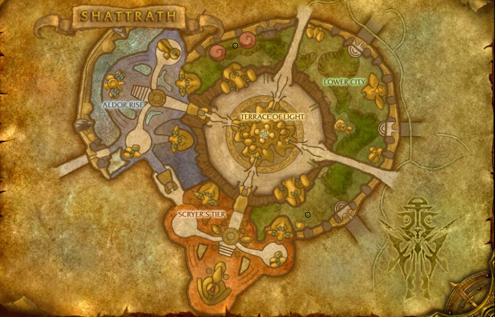 Lower City faction in Shattrath