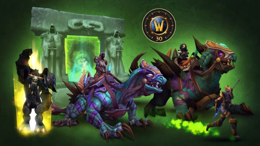 WoW Burning Crusade Classic Boost Cost and Other Services Description Feature