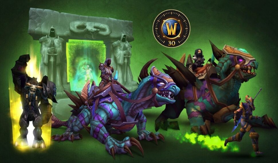 WoW Burning Crusade Classic Boost Cost and Other Services Description