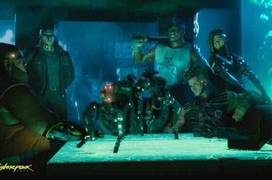 Character Development in Cyberpunk 2077