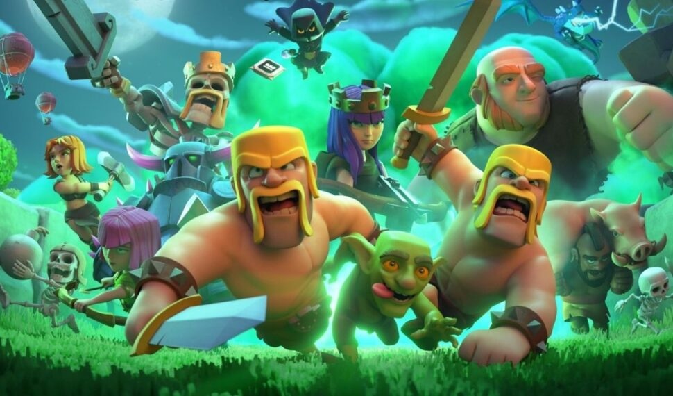 Clash of Clans Similar Games You Might Like