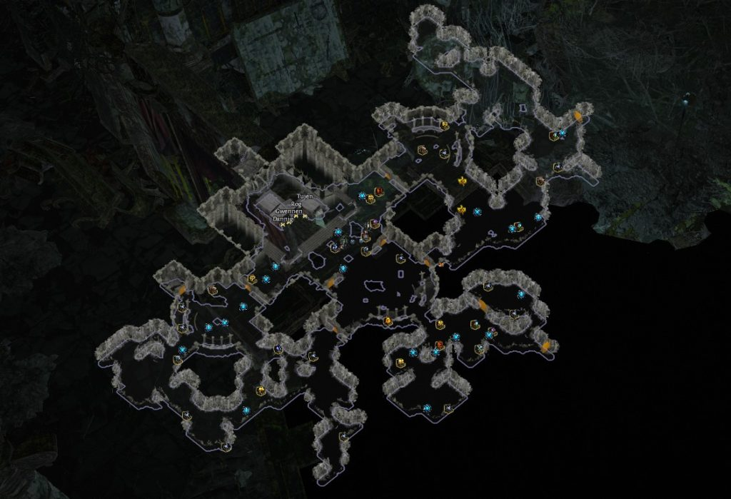 Expedition Map Area
