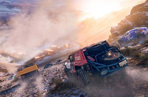 Forza Horizon 5 Car List