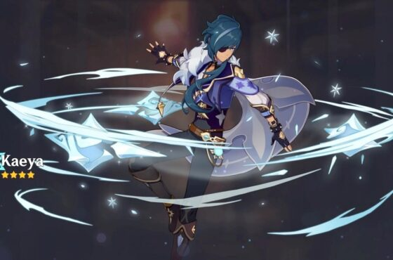 Genshin Impact Kaeya Build and Best Team Comp