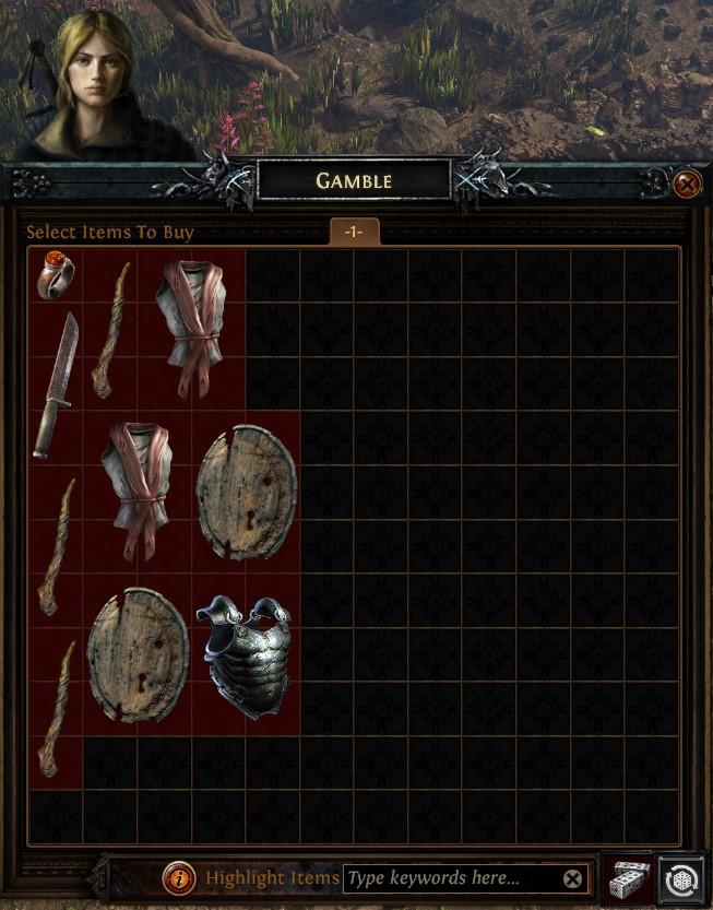 Gwennen, the Gambler