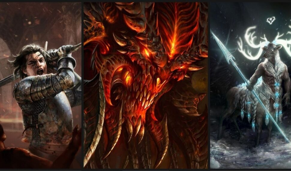 Is there a game like Diablo 2?
