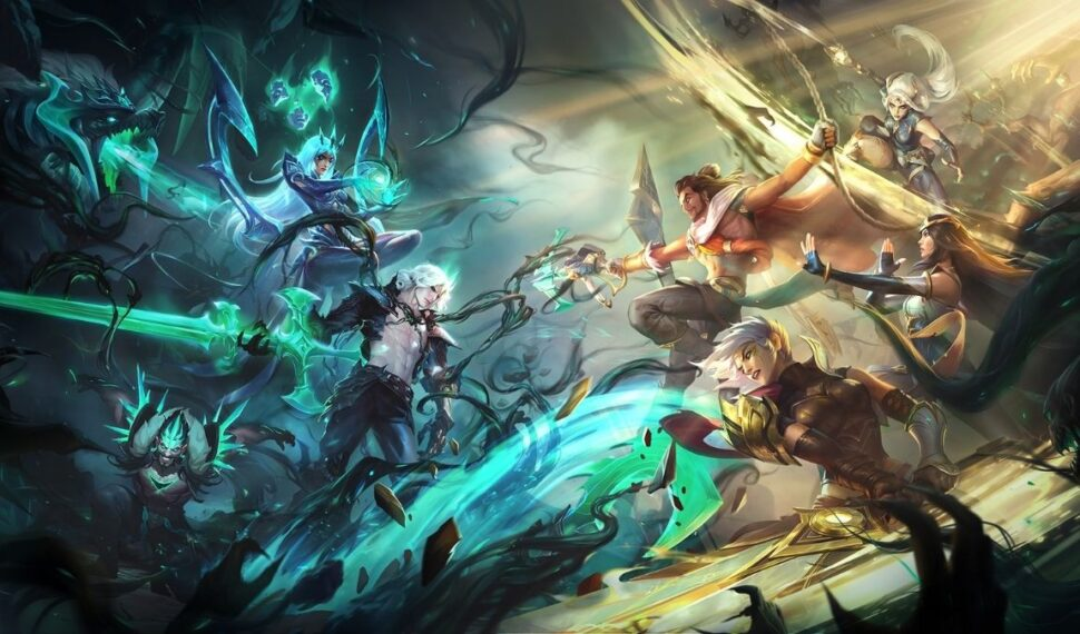 League of Legends Rise of the Sentinels Event Overview