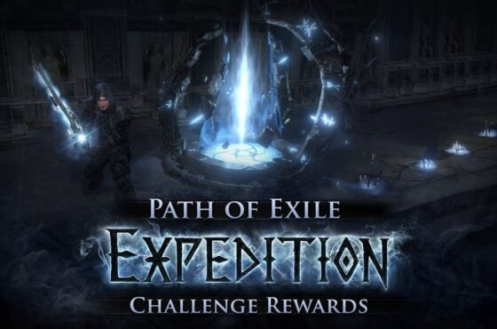 Path of Exile 3.15 Expedition Challenge Rewards List