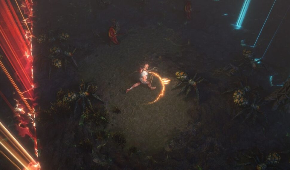 Path of Exile Royale Details