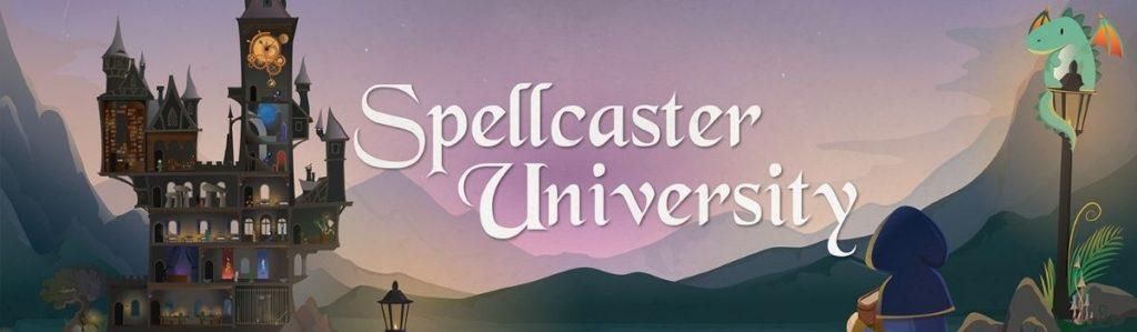 Spellcaster University TOP
