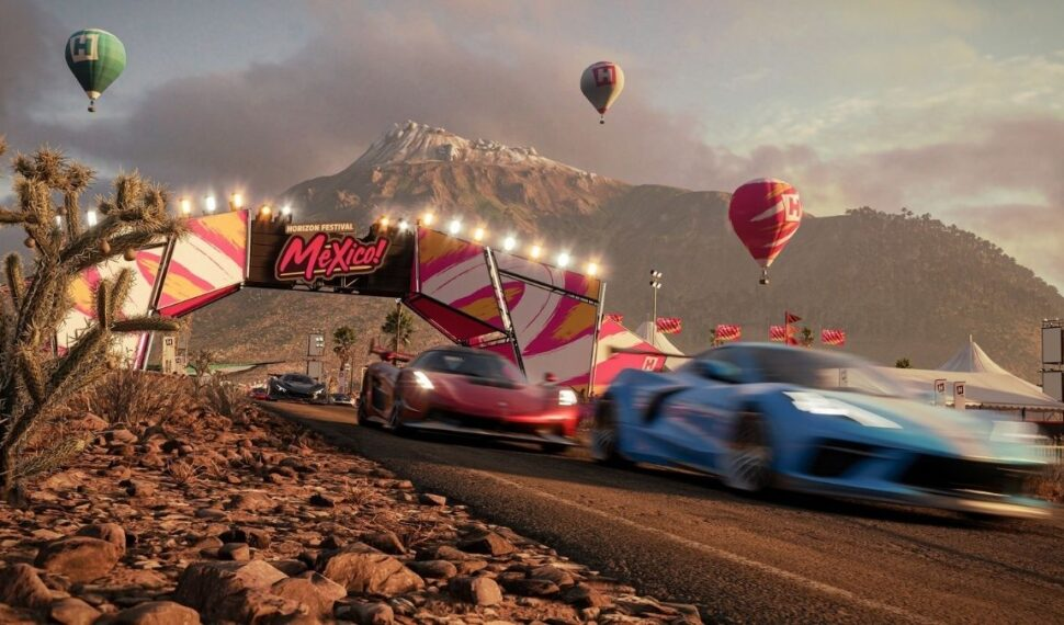 What is Forza Horizon 5 Location?
