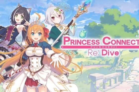 What is Princess Connect! Re: Dive?
