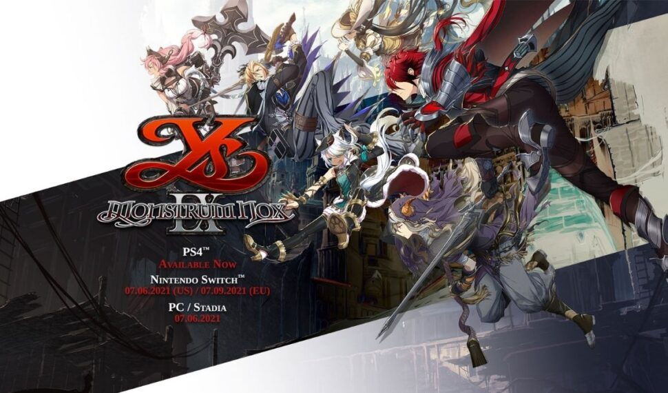 Ys IX: Monstrum Nox FAQ