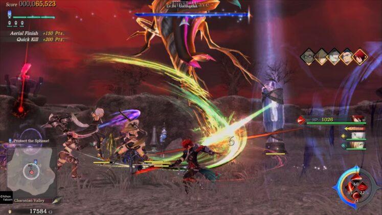 Ys IX: Monstrum Nox Gameplay