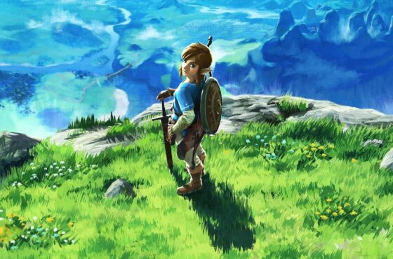 Breath of the Wild Map Overview