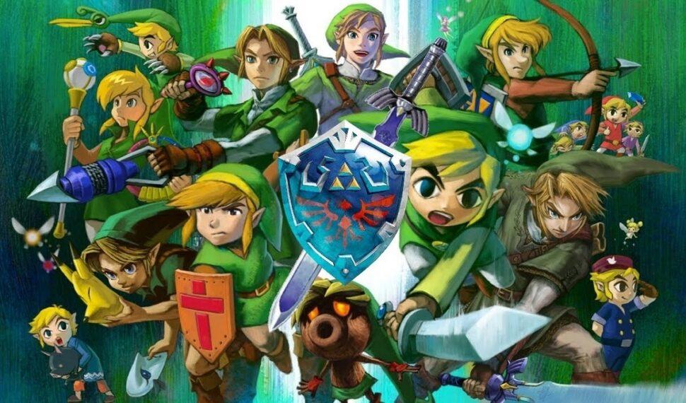 The Legend of Zelda Series Overview